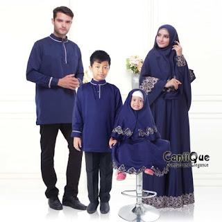 baju lebaran keluarga di bandung