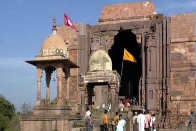 Navlakha Temple - Kathiawar