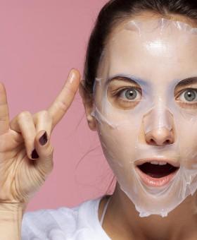 DIY masque feuille coréen 100% naturel pour faire 10 ans de moins