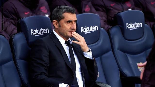 ماذا قال فالفيردي في رسالته الأخيرة لجماهير برشلونة ولاعبيه؟