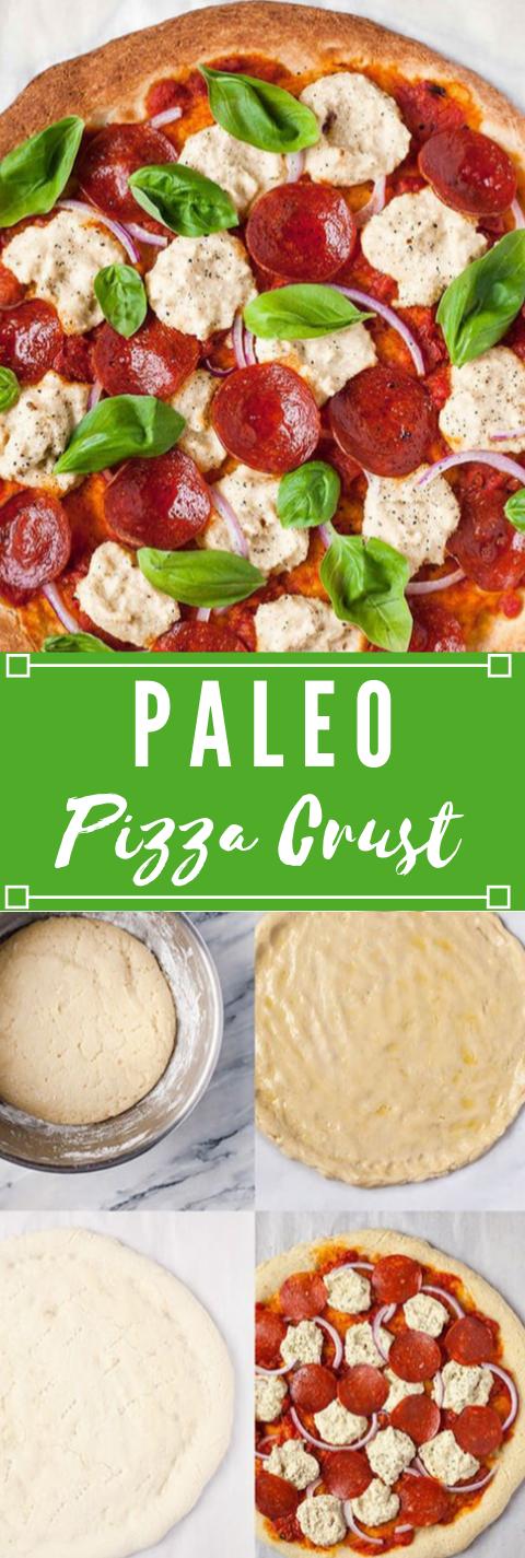 Authentic Paleo Pizza #pizza #healthy #paleo #diet #healthyrecipes