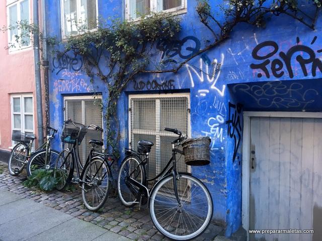 colores calles copenhague dinamarca
