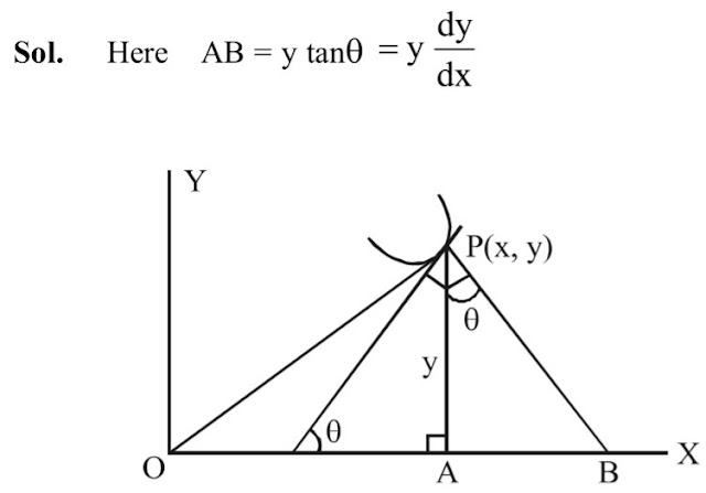 12 class Maths Notes Chapter 9 Differential Equations  free PDF| Quick revision Differential Equations  Notes class 12 maths