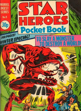 Star Heroes pocket book #9