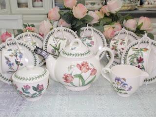 Lovely Treasures From English Garden Portmeirion Botanic