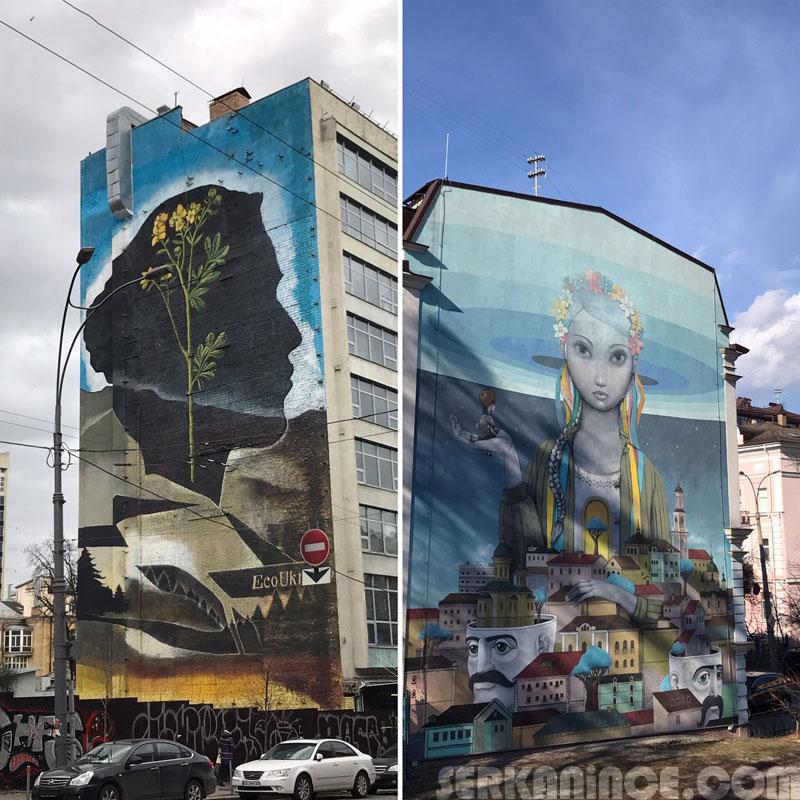 kiev mural graffiti