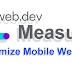 Optimasi Mobile Web (Website Seluler) Dengan Measure