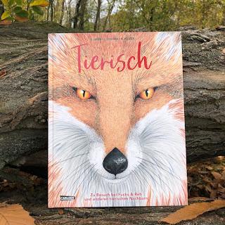 Tierisch - Zu Besuch bei Fuchs & Reh und anderen tierischen Nachbarn