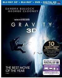 Gravity (2013) 3D Movie Download 1080p BluRay Dual Audio 1.8GB