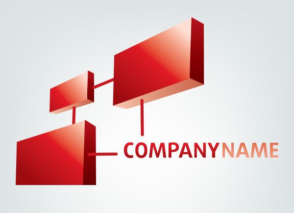 شعارات شركات جاهزة مميزة بصيغة psd 13