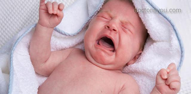 الدكتور هو أنت، كيفية اسكات الرضيع عند البكاء ،المرض عند الرضيع