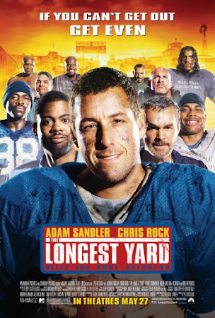 Poster Of The Longest Yard 2015 In Hindi Bluray 720P Free Download