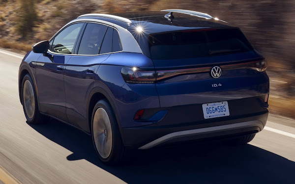 VW ID4 Pro S x Tesla Model Y e Mach-E