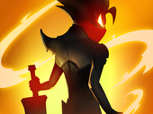 Stickman Legends - Ninja Warriors: Shadow War Mod APK
