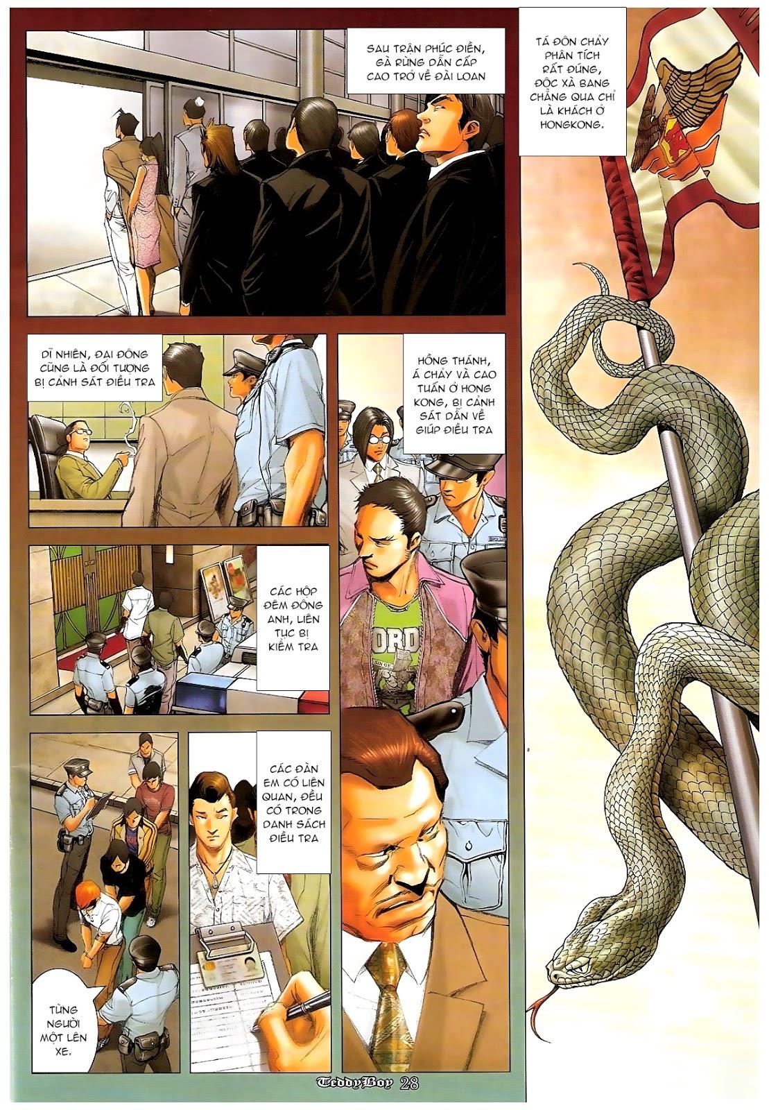 Người Trong Giang Hồ - Chapter 1239: Lưu tận thiên hạ lệ - Pic 25