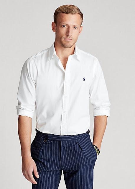 10 Rekomendasi Kemeja Putih Pria Branded (Terbaik dan Stylish)