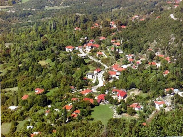 Αξιόλογες βροχοπτώσεις και 1.000 κεραυνοί   χθες στην Ελλάδα  Ήπειρος:Στα Δερβίζιανα το μεγαλύτερο ύψος βροχής