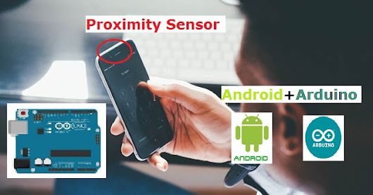 Android Proximity Sensor and Arduino Controlled  Lamp In Hindi