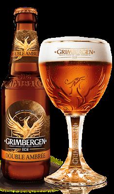 Grimbergen Double Ambree Belçika Birası Değerlendirmesi