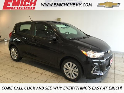 2016 Chevy Spark at Emich Chevrolet