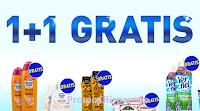 Logo Casa Henkel '' 1 + 1 Gratis su tutto '' ! scopri la promozione valida solo per pochi giorni