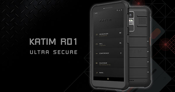UAE-based DarkMatter Group Unveils KATIM® R01 - World's First Ultra Secure Smartphone