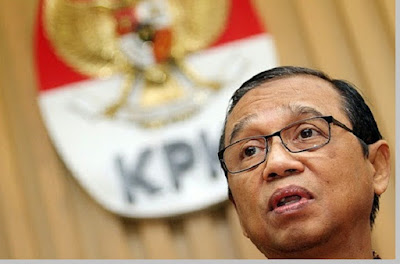 Busyro Muqoddas, Pimpinan KPK Periode 20 Desember 2010 sampai 16 Desember 2011 - berbagaireviews.com