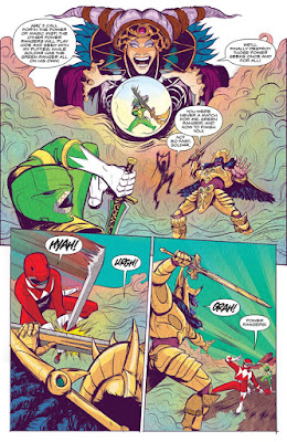 Boom Studios Power Rangers