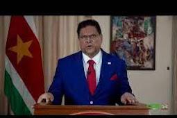 Inilah Pidato Presiden Suriname, Chandrikapersad Santokhi di Debat Umum PBB ke 75
