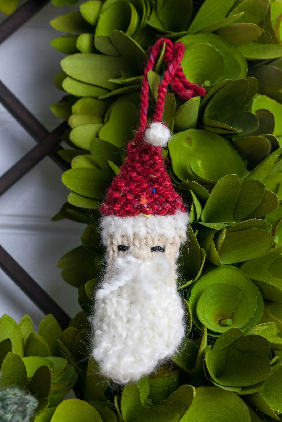 Free Knitted Christmas Tree Decorations Patterns