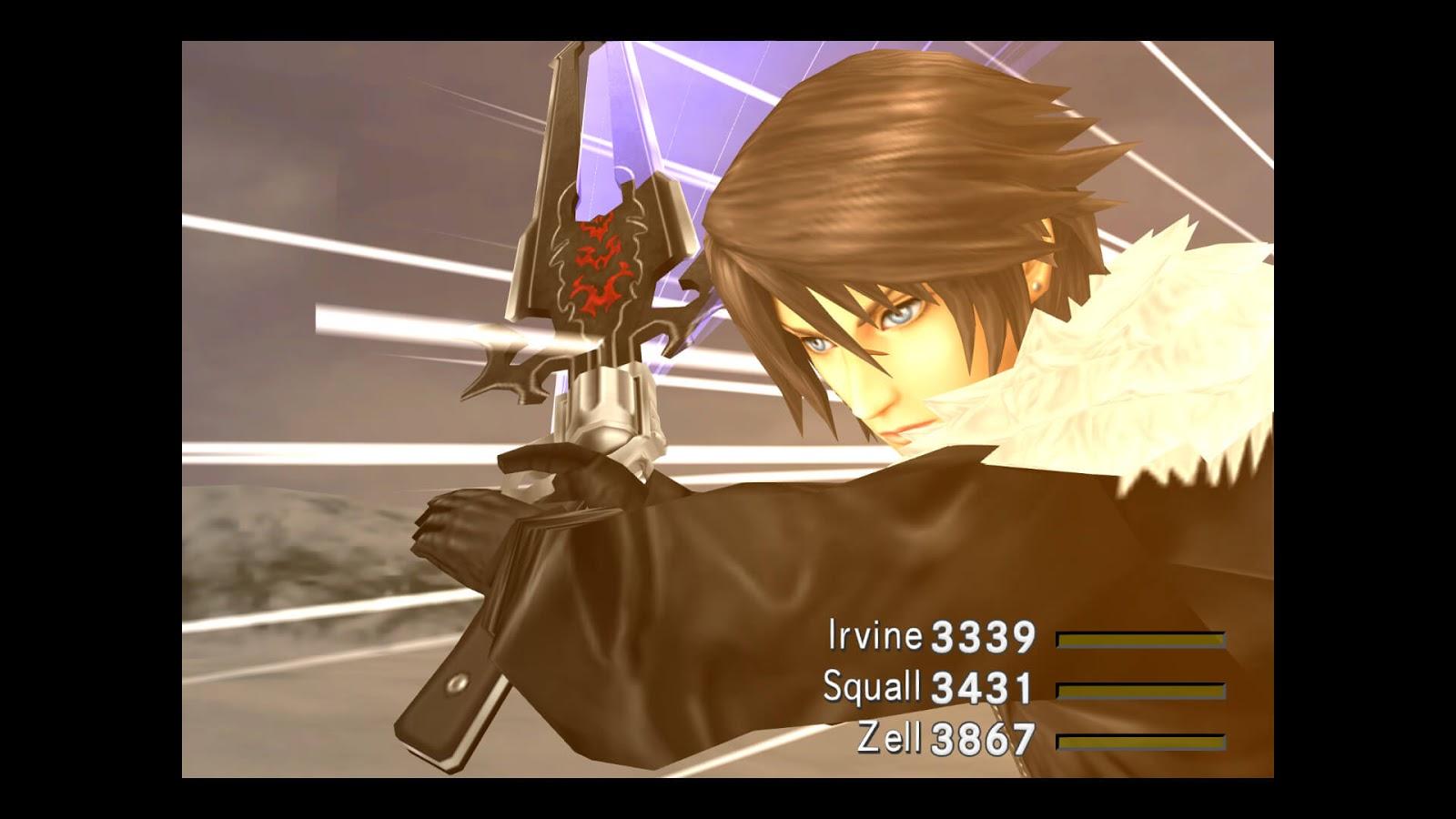 Final Fantasy VIII Remastered Full Español