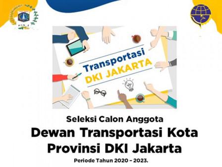 Dishut Buka Pendaftaran Jadi Anggota Dewan Transportasi Kota Jakarta
