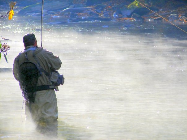 The Flyfishmagazine Blog: High Levels of THC Reported in