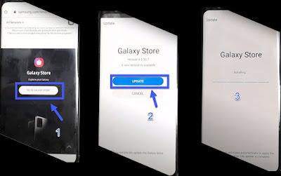 Remove FRP Bypass Samsung Galaxy M62
