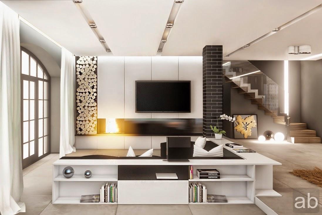 HD wallpapers salas decoradas con blanco