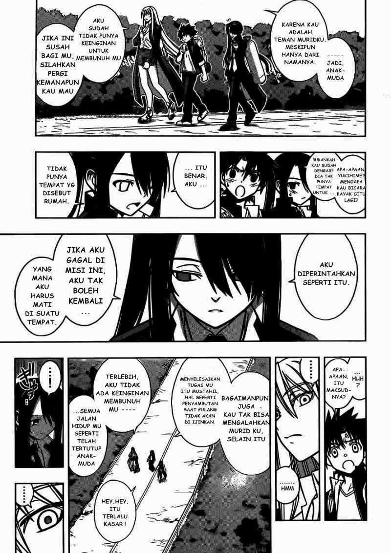 UQ Holder! Chapter 5 bahasa Indonesia
