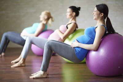 أهم التمارين الرياضية للحامل لتسهيل الولادة الطبيعية