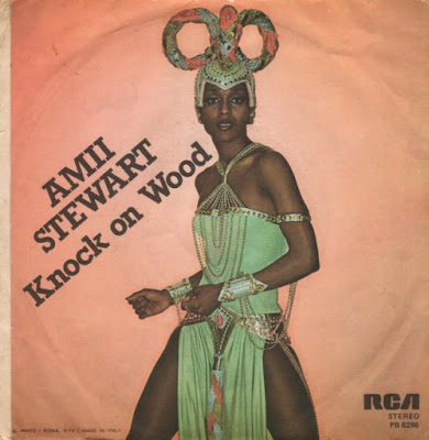 """The Number Ones: Amii Stewart's """"Knock On Wood"""""""