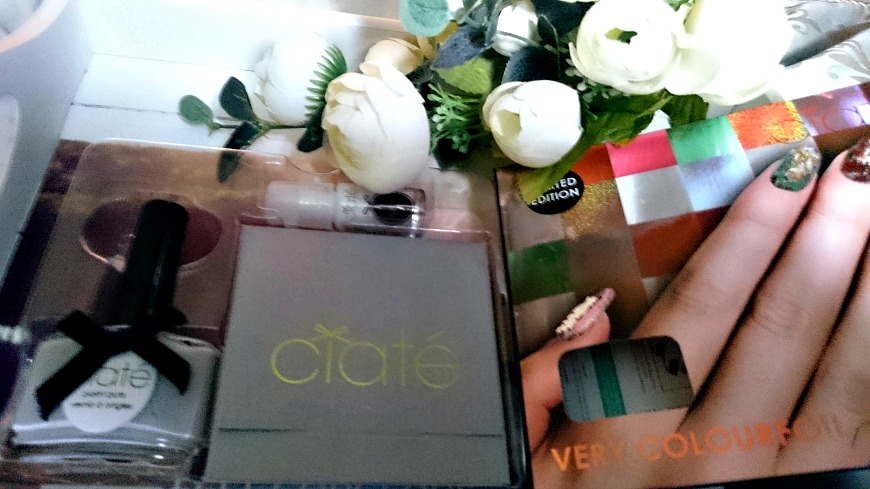Ciate Colourfoil Manicure Set