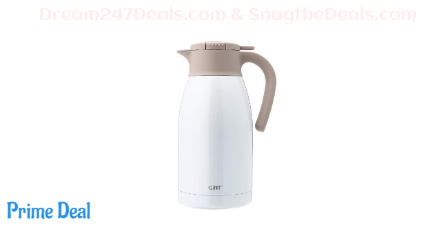 35% OFF Stainless Steel Thermal Coffee Carafe