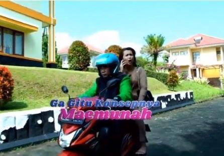 Nama Pemain FTV Gak Gitu Konsepnya Maemunah SCTV Lengkap