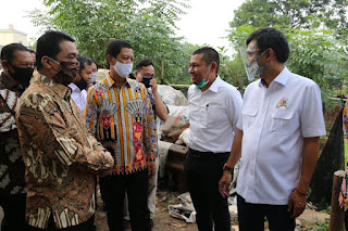 Penanganan Banjir Di 2 Kelurahan Jakarta Barat Dipercepat