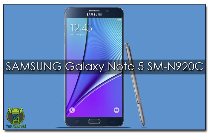 N920CXXU3CQC7 | Samsung Galaxy Note 5 SM-N920C