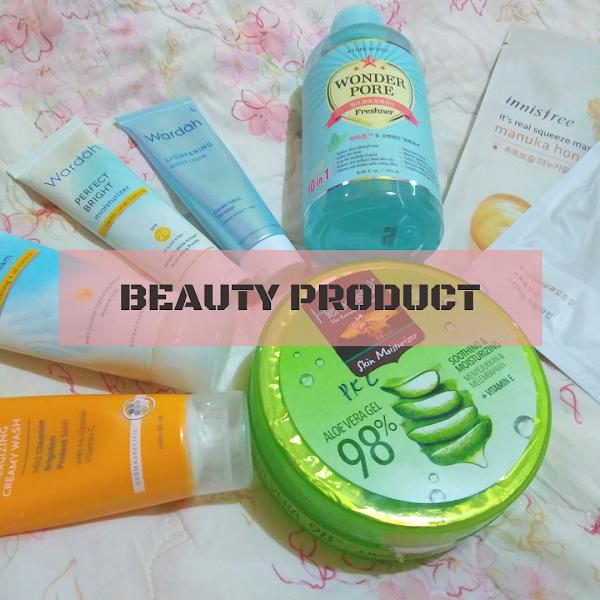 Rekomendasi Produk Kecantikan Untuk Kulit Berjerawat