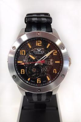 日本製 腕時計 タフ オートマチック 機械式