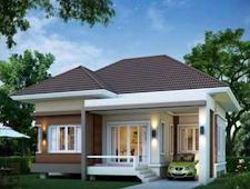 Desain Rumah Yang Sederana Di Pedesaan