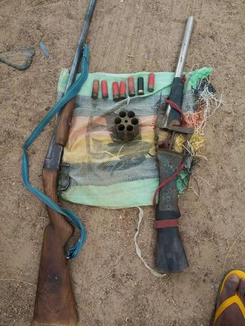Nigerian Air Force arrests 16 suspected armed bandits, major hard drugs dealer in Zamfara
