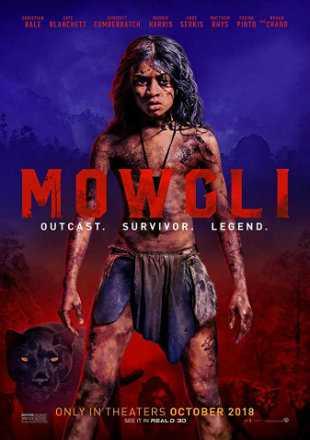 Mowgli: Legend of the Jungle 2018 Full Hindi Movie Download Dual Audio HDRip 720p