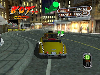 Crazy Taxi 3 - High Roller Full Game Download