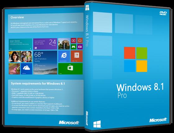 Windows 8.1 Pro Terbaru Integrated 2016 ISO